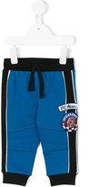 Dolce & Gabbana Motor Club trousers
