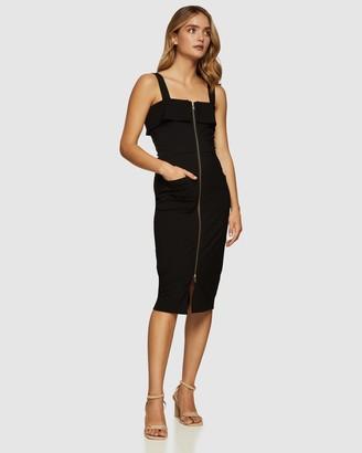 Oxford Paiten Ponti Dress