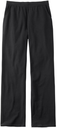 L.L. Bean Women's Perfect Fit Pants, Straight-Leg