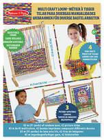 Melissa & Doug Multi Craft Weaving Loom
