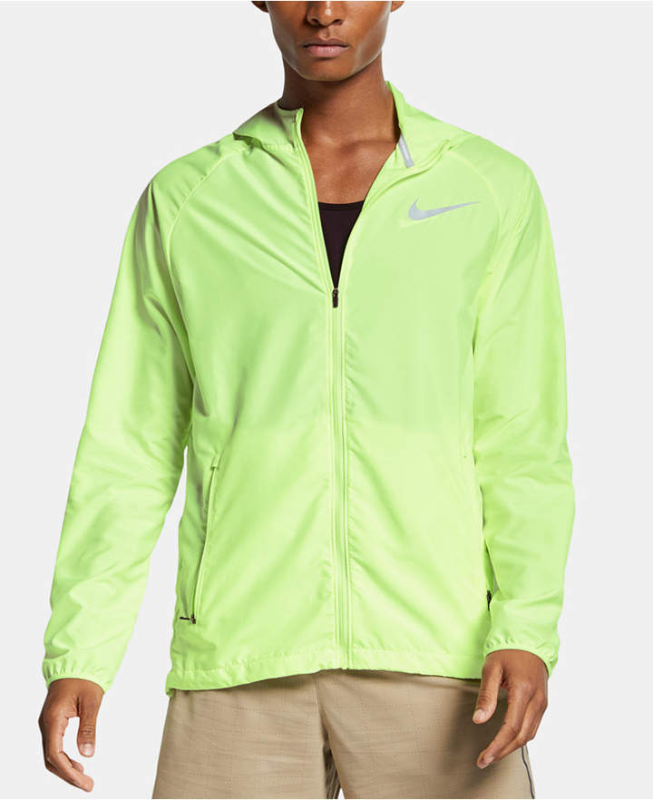 eda325cdd5 Nike Fitted Running Jacket Mens - ShopStyle