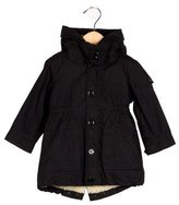 Burberry Girls' Hooded Parka Jacket