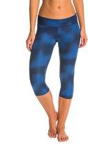 Speedo Women's Printed Capri 8146986