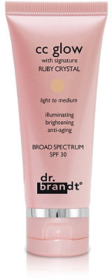 Dr. Brandt Skincare CC Glow With Signature Ruby Crystal