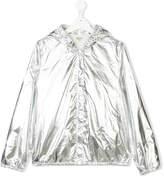 Kenzo metallic windbreaker jacket