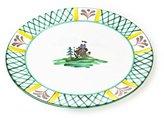 Gmundner Keramik Service Plate, Hunter's Delight, 12.6-Inch