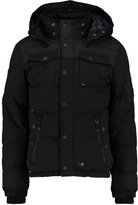 Khujo Burd Winter Jacket Peached Black