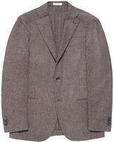 Boglioli 'K Jacket' basketweave soft blazer