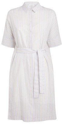 Fabiana Filippi Striped Shirt Dress