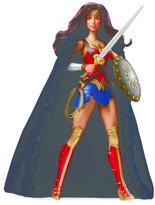 Barbie Wonder Woman Collector
