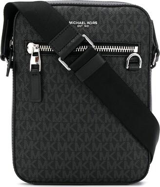MICHAEL Michael Kors Logo Print Crossbody Bag