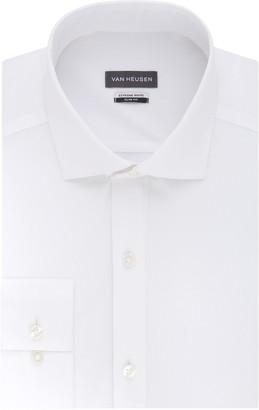 Van Heusen Big & Tall Extreme Fade-Resistant Slim-Fit Dress Shirt
