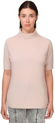 Marina Rinaldi Cashmere Turtleneck Sweater