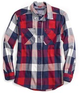 Tommy Hilfiger Runway Of Dreams Flannel Check Shirt