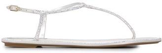 Rene Caovilla Amalia crystal-embellished sandals