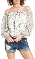 Lovers + Friends Women's Oh Girl Off The Shoulder Top