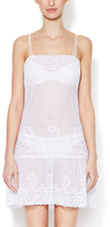 Hanky Panky Scroll Lace Chemise