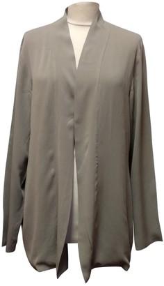 Eileen Fisher Grey Silk Knitwear for Women