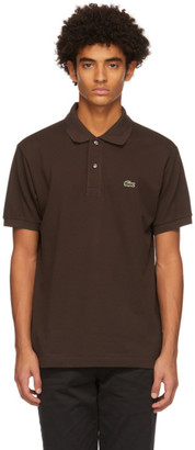 Lacoste Brown L.12.12 Polo