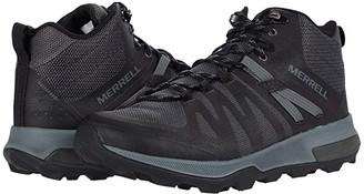 Merrell Zion FST Mid Waterproof (Olive/Gecko) Men's Shoes