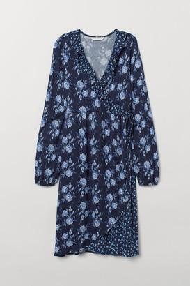 H&M MAMA Dress - Blue