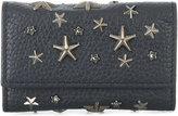 Jimmy Choo Howick star studded wallet