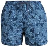 Brunotti Tropic Swimming Shorts Dusk Blue