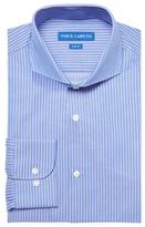 Vince Camuto Bengal Stripe Slim Fit Sportshirt