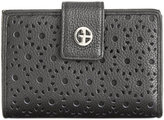 Giani Bernini Softy Perforated Wallet, Only at Macy's