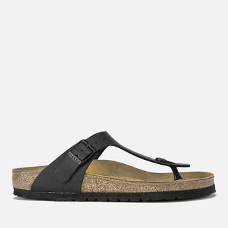 Birkenstock Women's Gizeh Toe-Post Sandals - Black