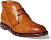 Polo Ralph Lauren Saunders Calfskin Chukka Boot