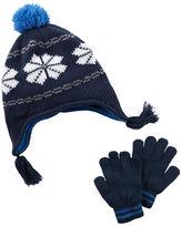Carter's Hat & Gloves Set