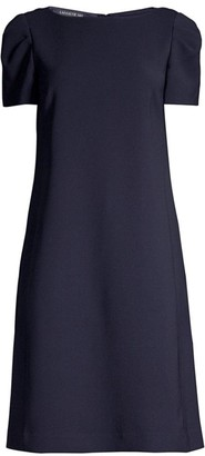 Lafayette 148 New York Cohen Short-Sleeve Dress