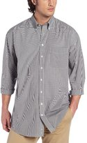 Cutter & Buck Men's Big-Tall Long Sleeve Epic Easy Care Gingham Shirt