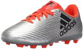 adidas Kids' X 16.4 Firm Ground Soccer Cleats (Little Kid/Big Kid)