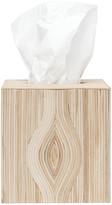 A by Amara - Tifton Tissue Box - Natural Rattan