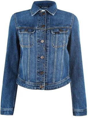 Lee Jeans Rider Denim Jacket