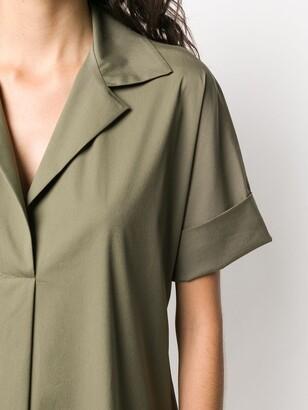 Antonelli Short Sleeve Shirt Dress