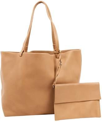 The Row Beige Leather Handbags