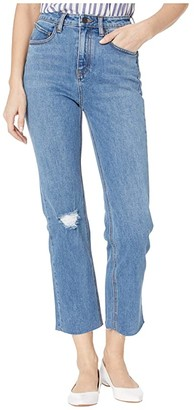 Volcom Stoned Straight Pants (Standard Issue Blue) Women's Casual Pants
