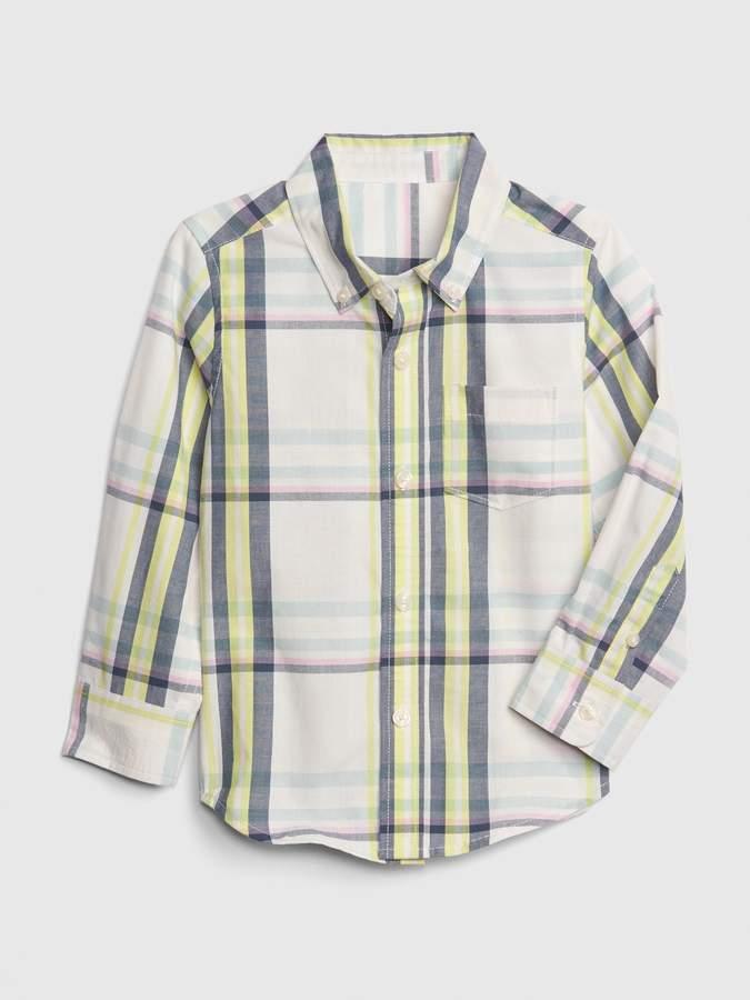 272fea5c0 Gap Boys' Shirts - ShopStyle