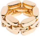 Roberto Cavalli Gold Metal Bracelet
