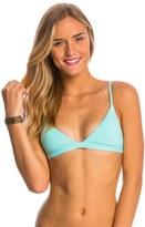 Roxy Strappy Me! Fixed Tri Bikini Top 8147405