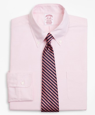 Brooks Brothers Original Polo Button-Down Oxford Madison Classic-Fit Dress Shirt
