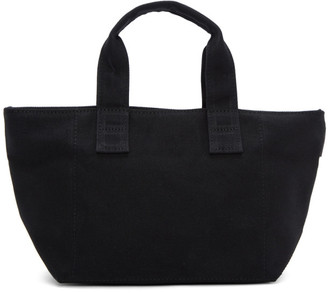N.Hoolywood Black Porter Edition Canvas Tote