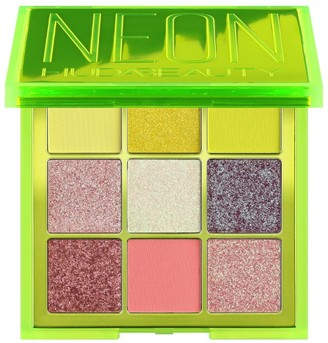 HUDA BEAUTY Neon Yellow Obsessions Eyeshadow Palette