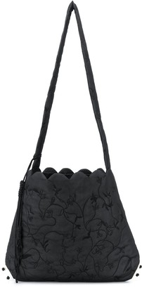 Renli Su Embroidered Shoulder Bag