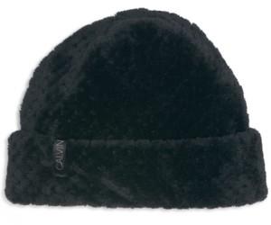 Calvin Klein Textured Faux Sherpa Hat