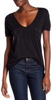 Zadig & Voltaire Tino Strass Tee