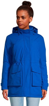 Lands' End Women's Squall Insulated Winter Parka